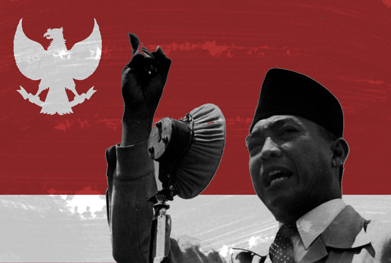 Islam, Bung Karno dan Pancasila