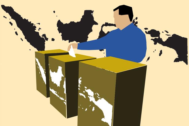 Mencari Format Ideal Sistem Kepartaian dan Sistem Pemilu Ddalam Kerangka Demokrasi Presidensial