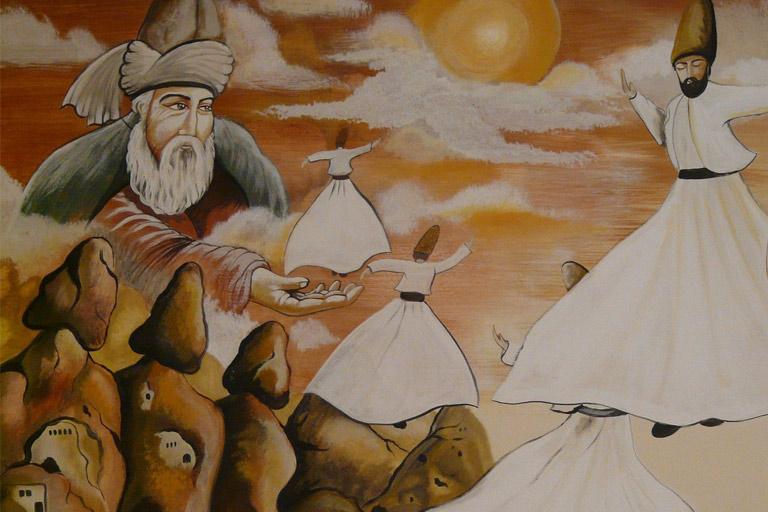 SPIRITUALITAS SUFI DAN PEMBEBASAN MANUSIA (BAGIAN 1 DARI 2)